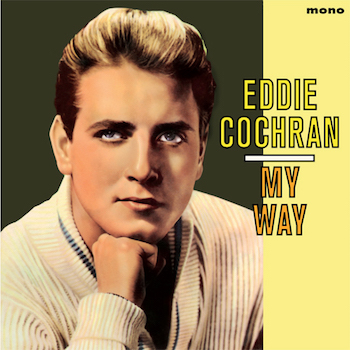Cochran ,Eddie - My Way ( 180gr vinyl )